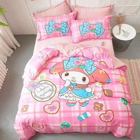 Fashion Melody Bed sheet,Quiltcover,Pillowcover PN2331