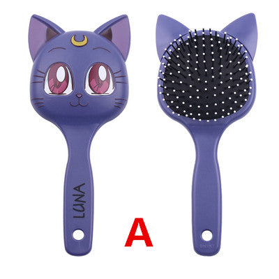 Cute Luna Mirror And Comb PN0728