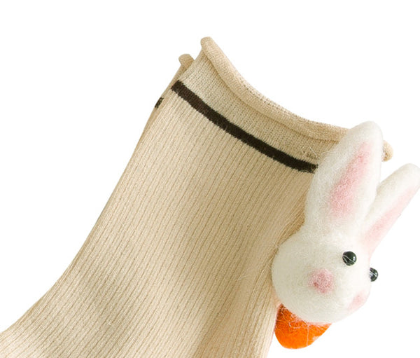 Harajuku Rabbit Socks PN2680