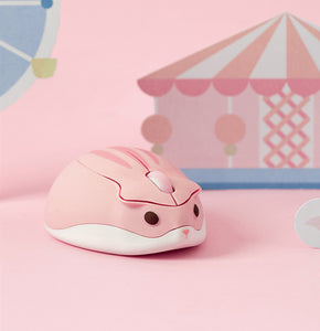 Cute Hamster Wireless Mouse PN1548
