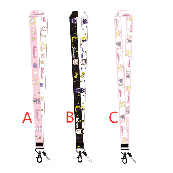 Luna and Artemis Phone Lanyard PN1202