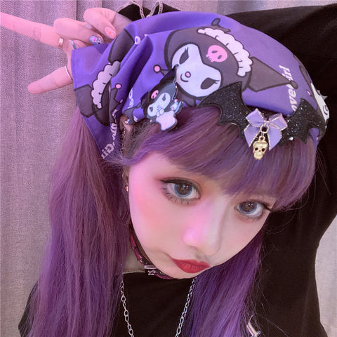 Cute Anime Scarf PN3552