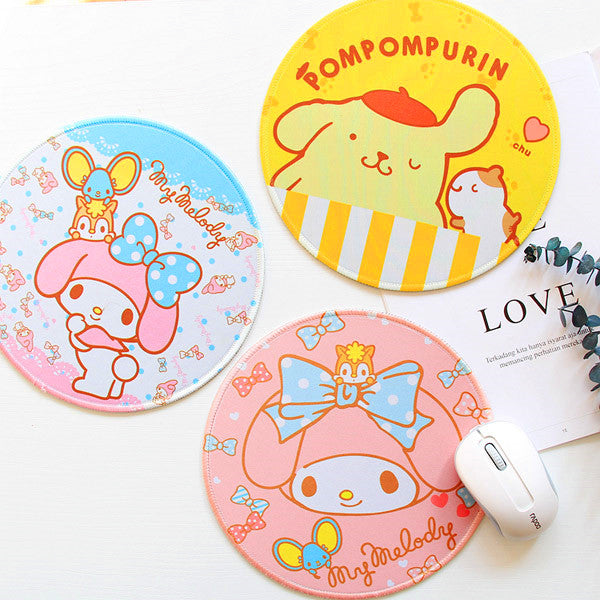 Melody And Cinnamoroll Mouse Pad PN0943
