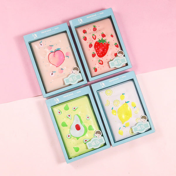 Cute Stress Release Notebook PN2720