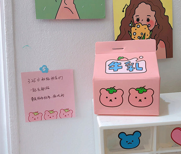 Kawaii Bear Sticky Notes PN2679
