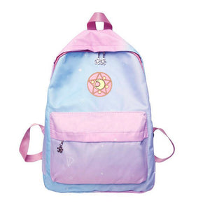 Fashion Sailormoon Backpack PN2474