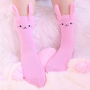 Lovely Rabbits Ears Socks PN2069