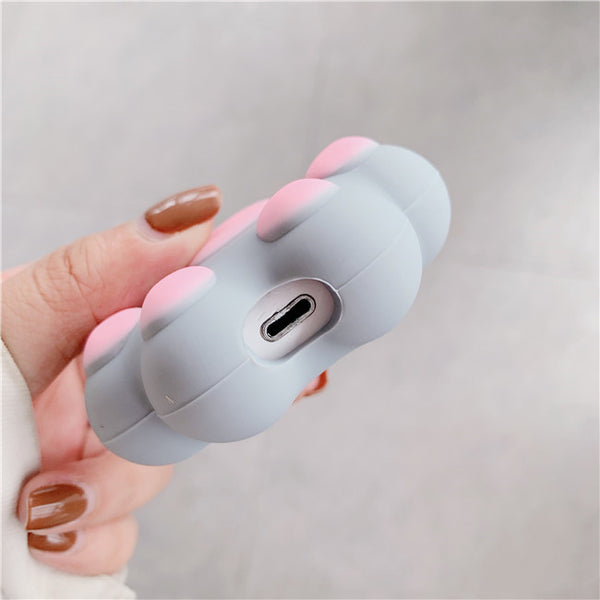 Cute Cats Paw Airpods Case For Iphone PN1619