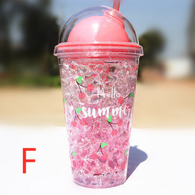 Sakura and Fruits  Water Cups PN1107