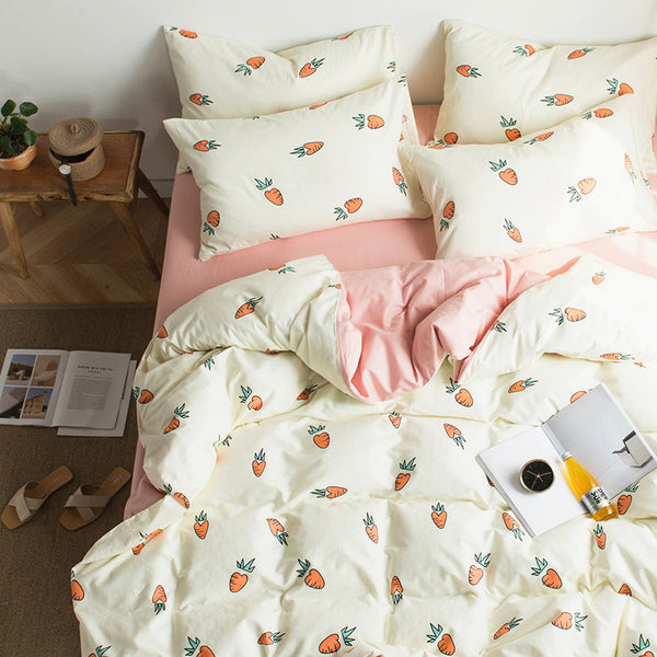 Carrots  Bedding Set PN1493