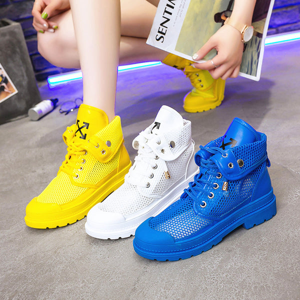 Fashion Summer Mesh Breathable Shoes PN1473