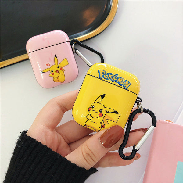Lovely Pokemon Airpods Case For Iphone PN1842