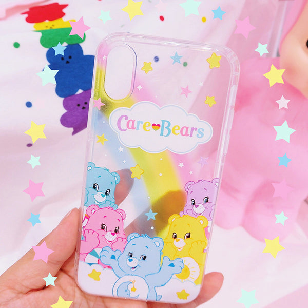 Care Bears Phone Case for iphone 6/6s/6plus/7/7plus/8/8P/X/XS/XR/XS Max/11/11pro/11pro max PN1502