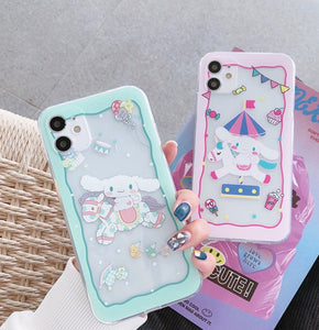 Cartoon Anime Phone Case for iphone 7/7plus/8/8P/X/XS/XR/XS Max/11/11pro/11pro max/12/12mini/12pro/12pro max PN3334
