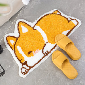 Cute Dog Carpet Floor Mat PN3168
