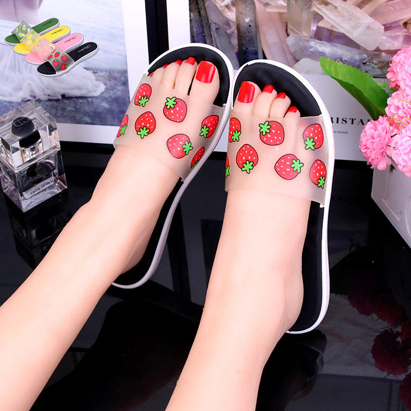 Sweet Fruits Summer Slippers PN2792
