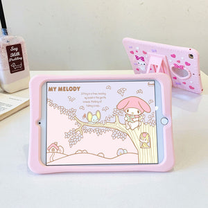 Cute Melody Ipad Protect Case PN3680