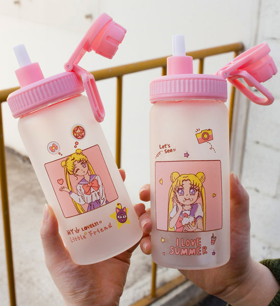 Sailormoon Water Glass Bottle PN2669