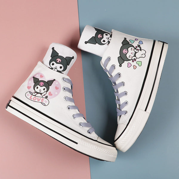 Anime Devil Shoes And Socks PN3374
