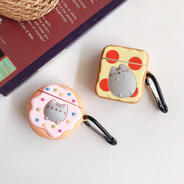 Lovely Cats Airpods Case For Iphone PN2021