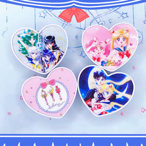 Fashion Sailor Moon Airbag Brackets PN2477