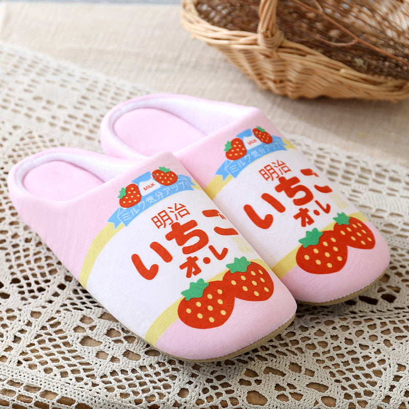 Fashion Strawberry Slippers PN2263