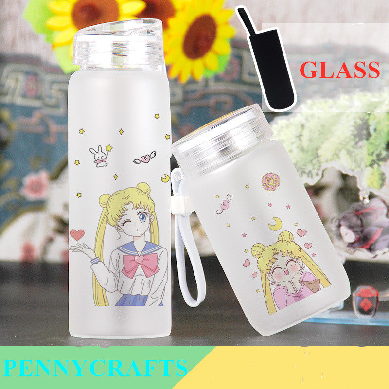 Sailormoon Usagi Water Glass Cups PN1100