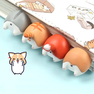 Lovely Corgi Bookmark PN1751