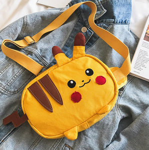 Cute Pikachu Shoulderbag PN1679