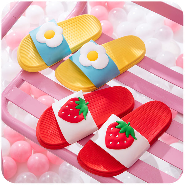 Kawaii Cartoon Summer Slippers PN1047