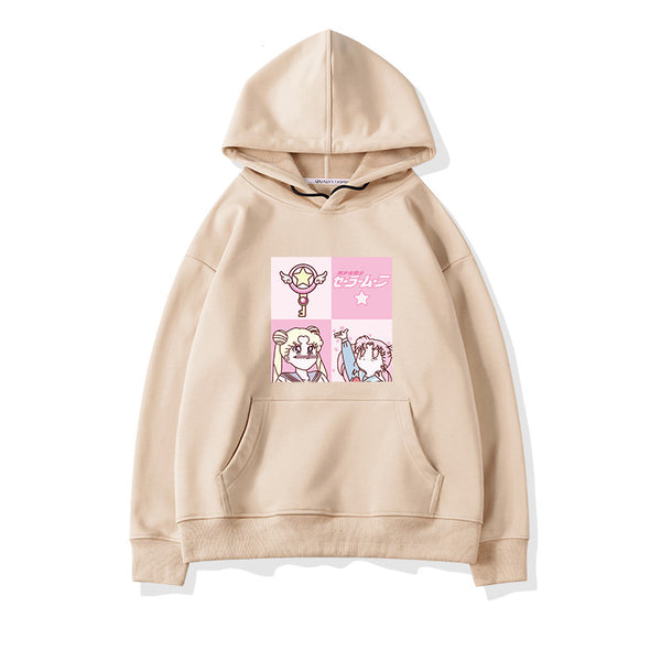 Fashion Sailormoon Usagi Hoodie PN1522