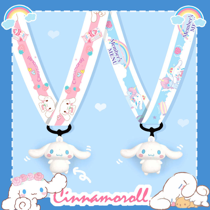 Lovely Cinnamoroll Phone Lanyard PN1240
