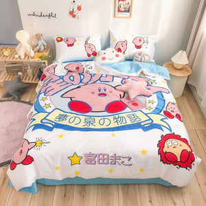Lovely Kirby Bedding Set PN2059