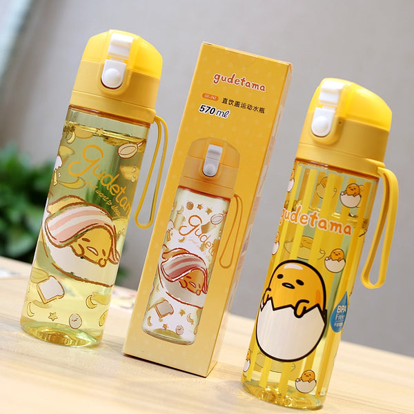 Lovely Gudetama Water Bottle PN1159