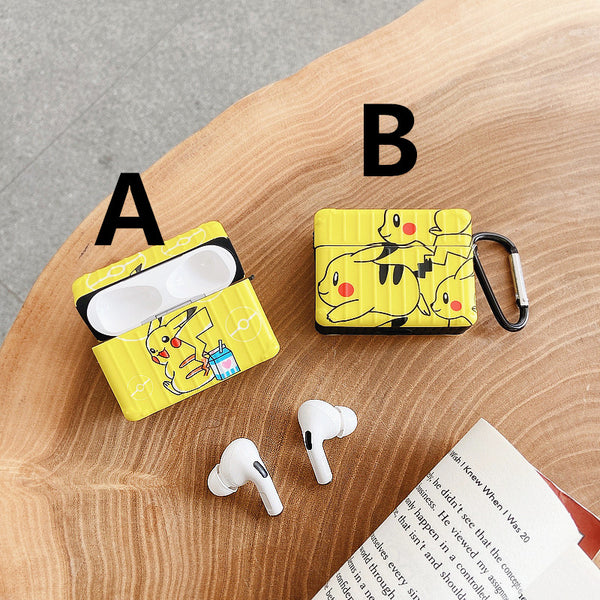 Pikachu Airpods Case For Iphone PN2232