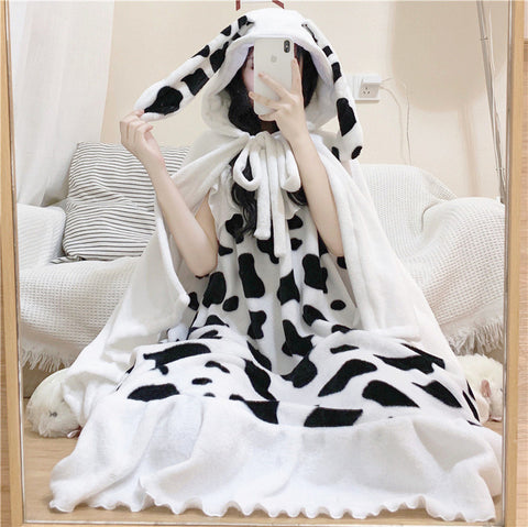 Fashion Milk Pajamas Set PN3662