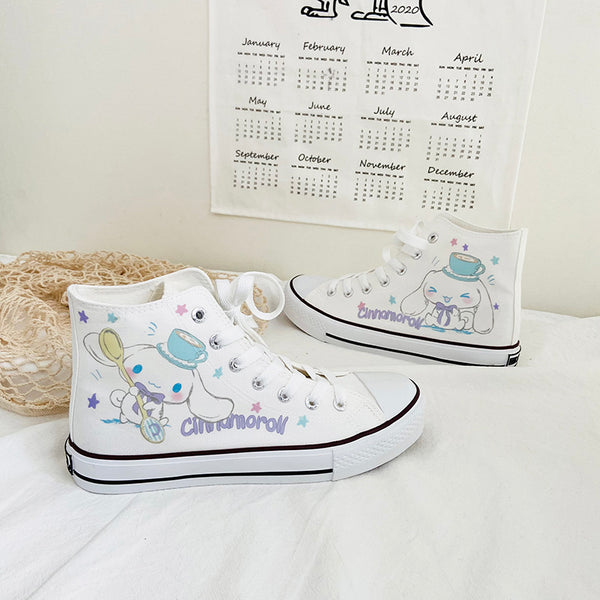 Fashion Anime Girls Shoes PN3842