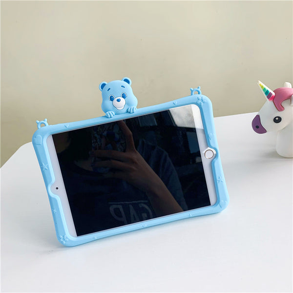 Cute Bear Ipad Protect Case PN3252