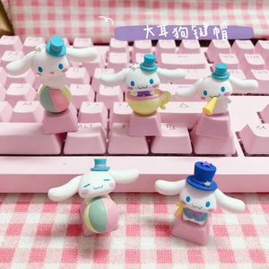 Cartoon Anime Keyboard Key Caps  PN3271