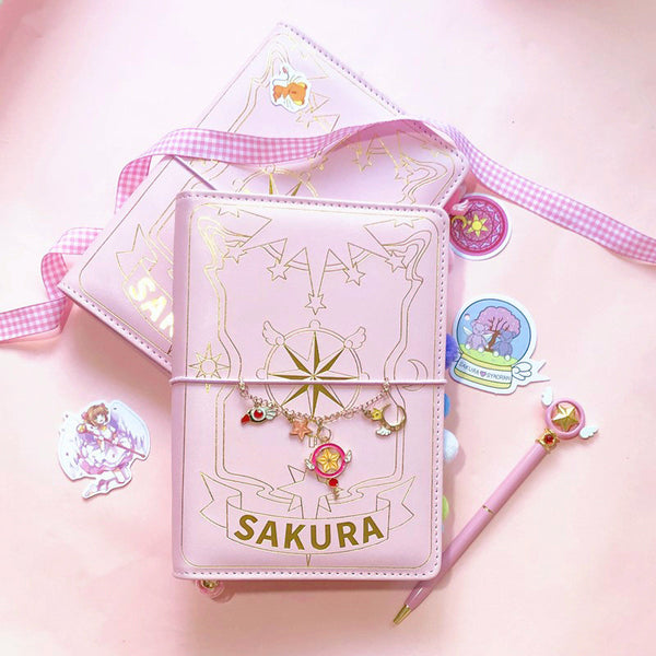 Cartoon Sakura Handbook PN2397