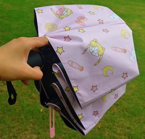 Sailor Moon Automatic Folding Umbrella PN2834