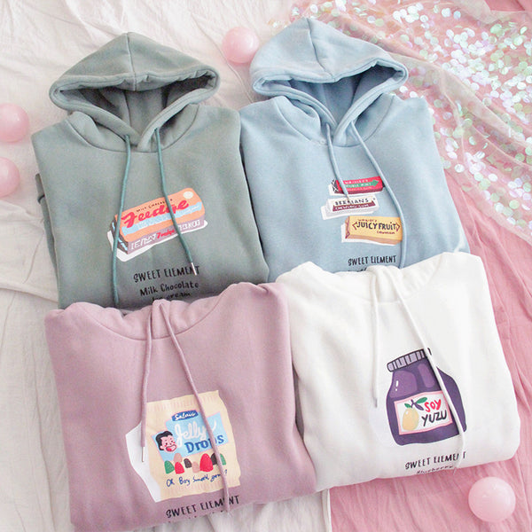 Fashion Girls Hoodie PN2106