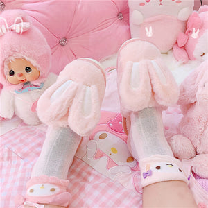 Kawaii Rabbits Ears Slippers PN2121