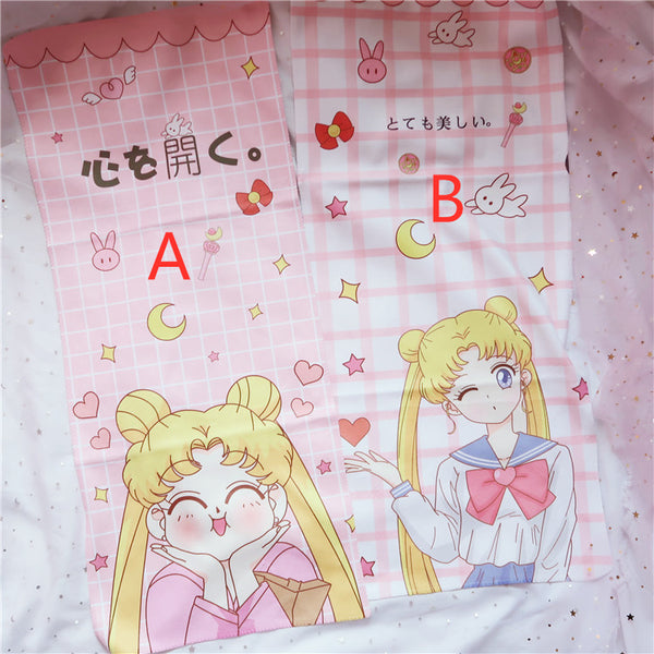 Sailormoon Usagi Bath Towel PN1096