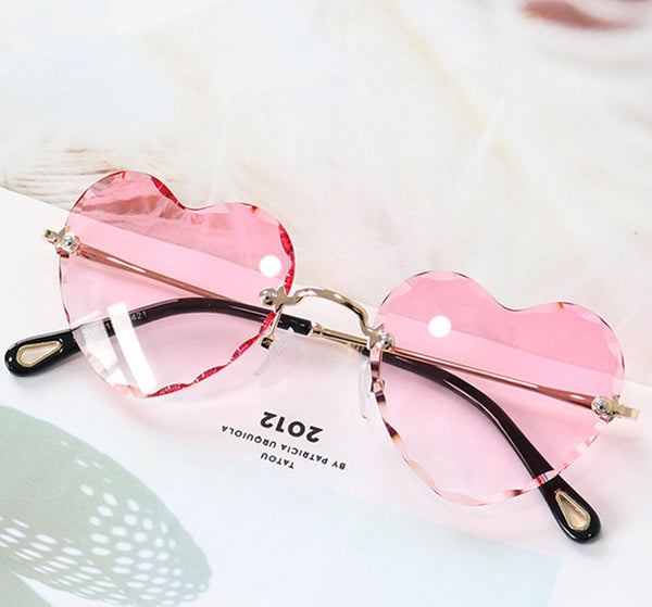 Color Heart Girls Glasses PN2700