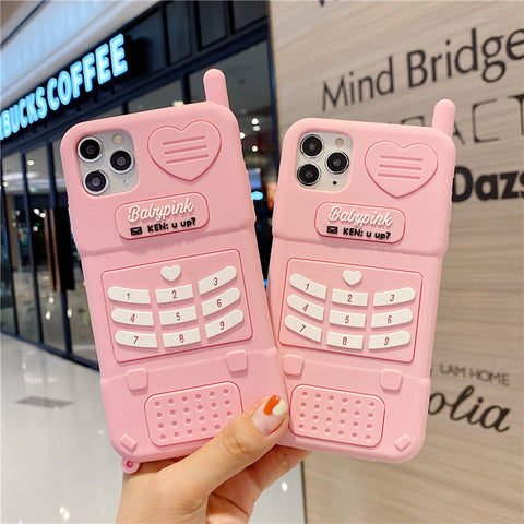 Cute Cellphone Phone Case for iphone 7/7plus/8/8plus/X/XS/XR/XS Max/11/11pro/11pro Max/12/12pro/12mini/12pro max PN3668