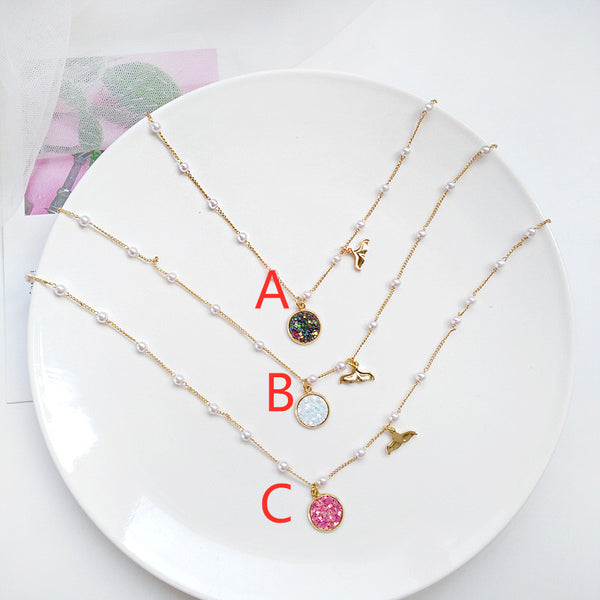 Fashion Girls Necklace PN1805