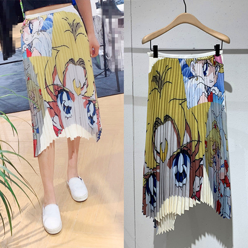 New Style Sailormoon Pleated Skirt PN1600
