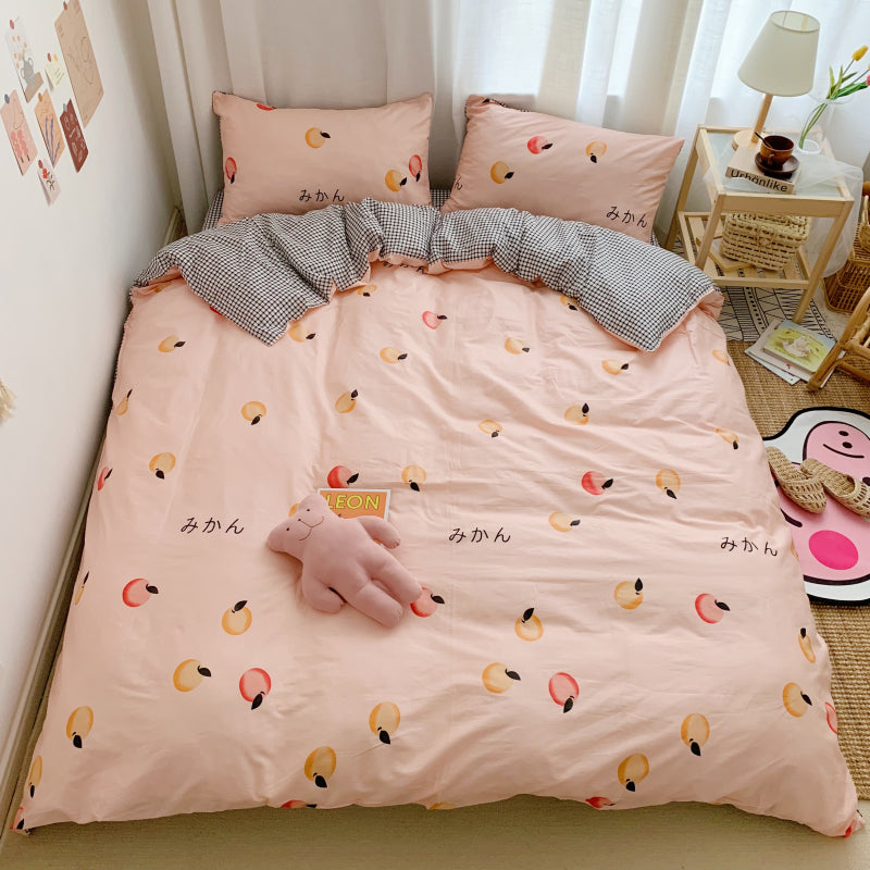 Fashion Fruits Bedding Set PN2591
