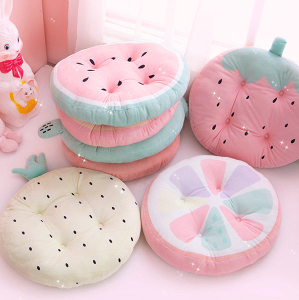 Lovely Strawberry Seat Cushion PN2871